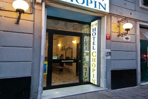Hotel Chopin - фото 21