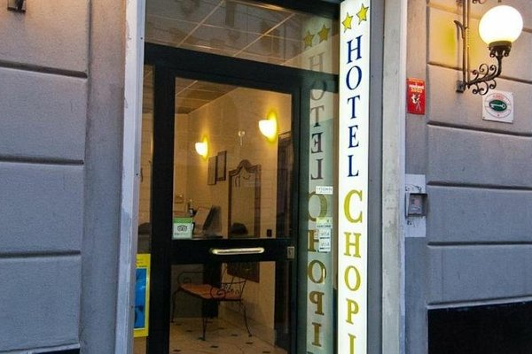 Hotel Chopin - фото 22