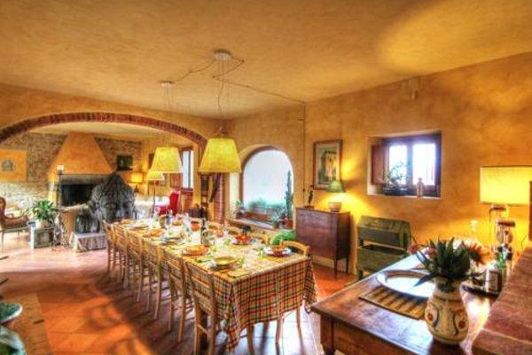 Locazione Turistica Villa La Fiorita - фото 10