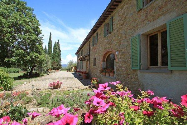 Locazione Turistica Villa La Fiorita - фото 16