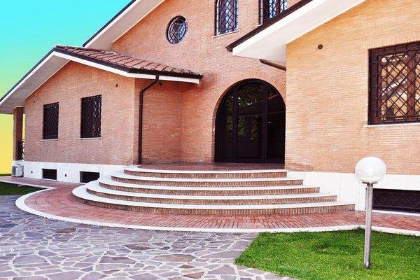 Villa Smeraldo Roma - фото 40