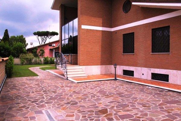 Villa Smeraldo Roma - фото 14