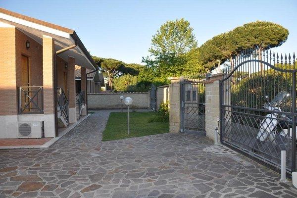 Villa Smeraldo Roma - фото 16