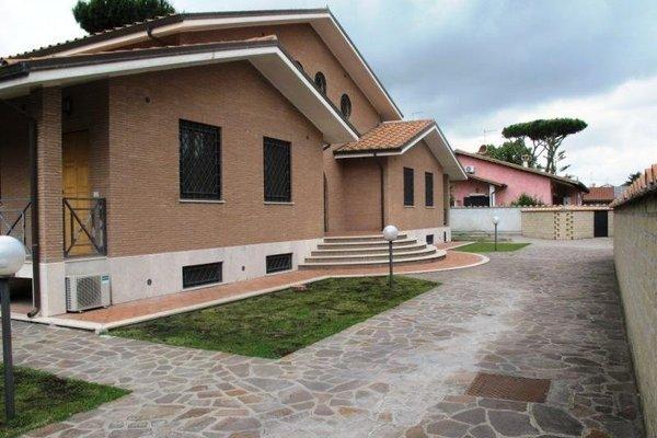 Villa Smeraldo Roma - фото 17