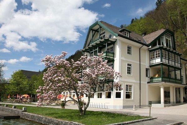 Gasthof & Hotel Furberg - фото 22
