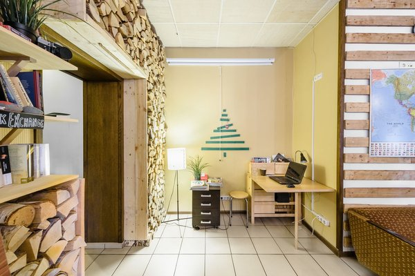 Downtown Forest Hostel & Camping (Довнтаун Форест Хостел & Кемпинг) - фото 16