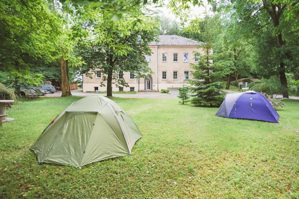 Downtown Forest Hostel & Camping (Довнтаун Форест Хостел & Кемпинг) - фото 21