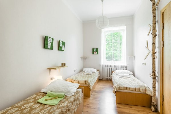 Downtown Forest Hostel & Camping (Довнтаун Форест Хостел & Кемпинг) - фото 4