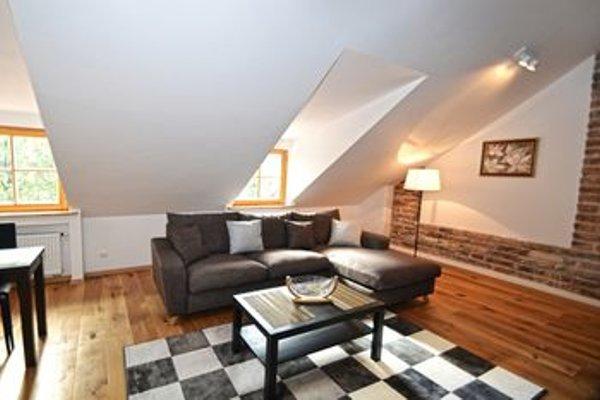 Rentida Apartments - фото 17