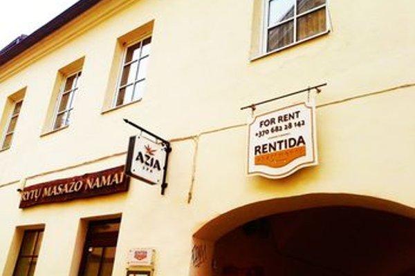 Rentida Apartments - фото 22