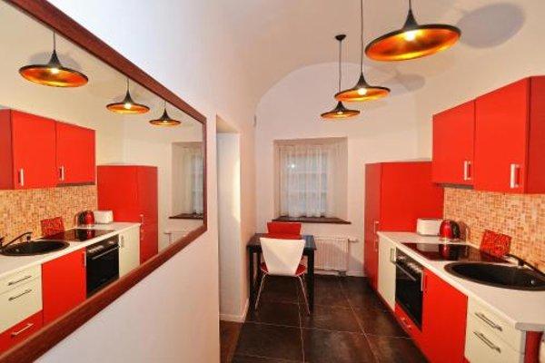 Rentida Apartments - фото 9