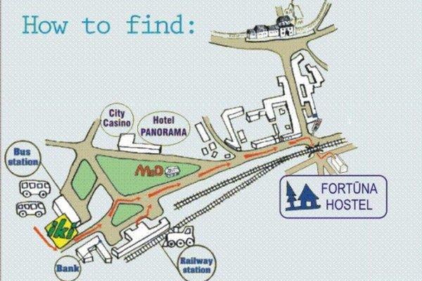 Fortuna Hostel - фото 21