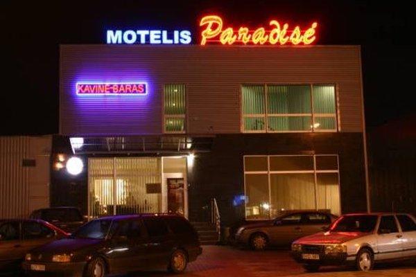 Motel Paradise - фото 23