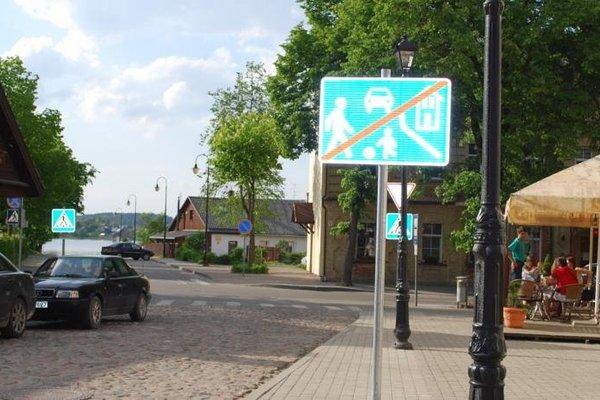 Old Town Trakai Apartment - фото 17