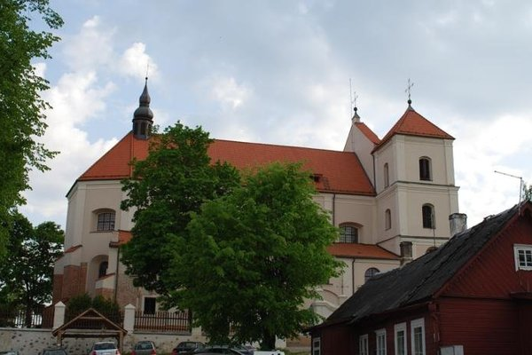 Old Town Trakai Apartment - фото 20