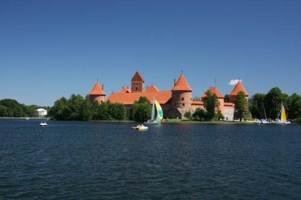 Old Town Trakai Apartment - фото 22