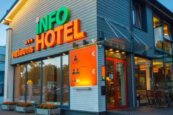 Info Hotel - фото 11