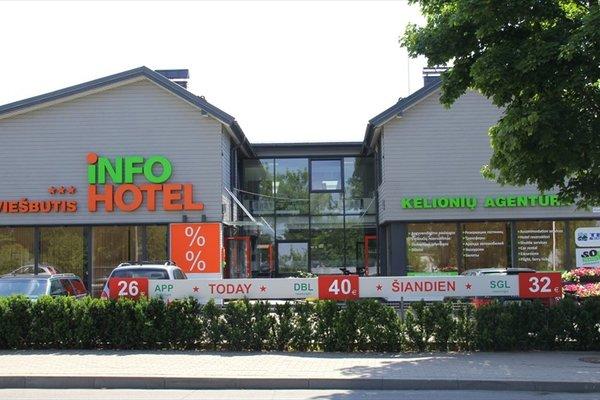 Info Hotel - фото 21
