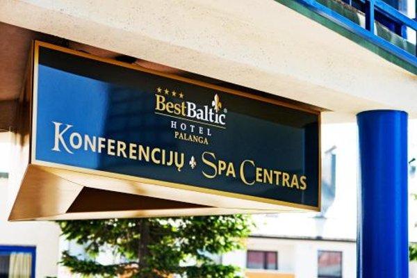Отель Best Baltic Hotel Palanga - 16