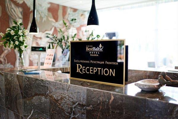 Отель Best Baltic Hotel Palanga - 18