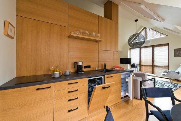 Visit Nida Apartments - фото 14