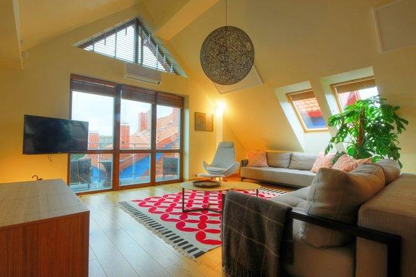 Visit Nida Apartments - фото 17