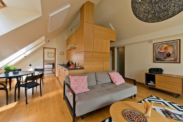 Visit Nida Apartments - фото 19