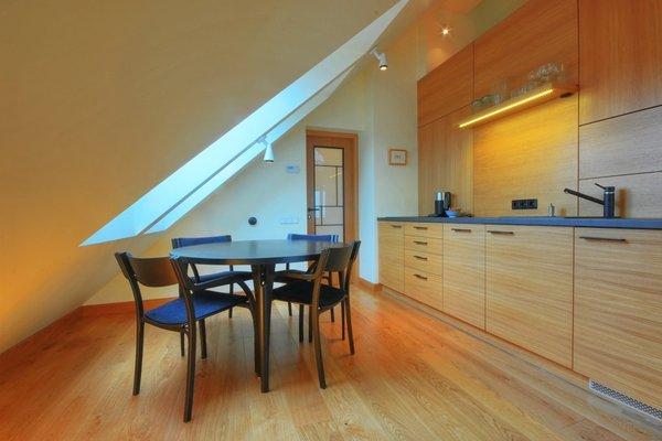 Visit Nida Apartments - фото 20