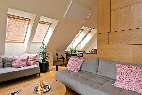 Visit Nida Apartments - фото 6