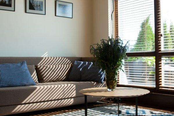 Visit Nida Apartments - фото 8