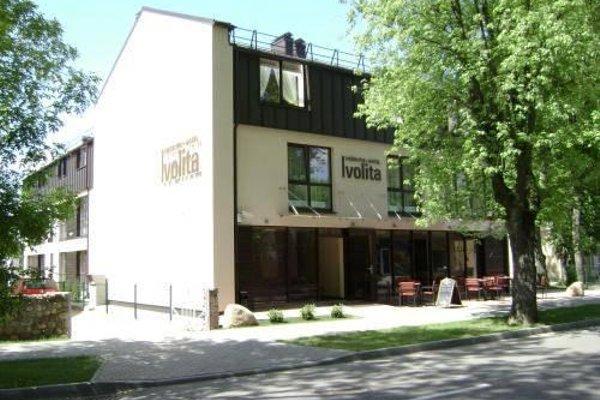 Отель Ivolita - 22