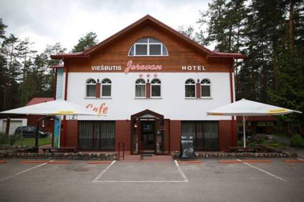 Hotel Jerevan - 18