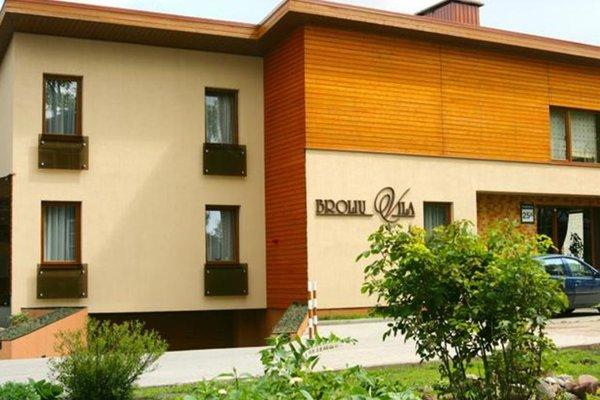 Гостевой дом Broliu Vila - фото 22