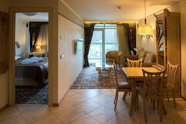 Grand SPA Lietuva Serviced Apartments Dzukija - фото 16