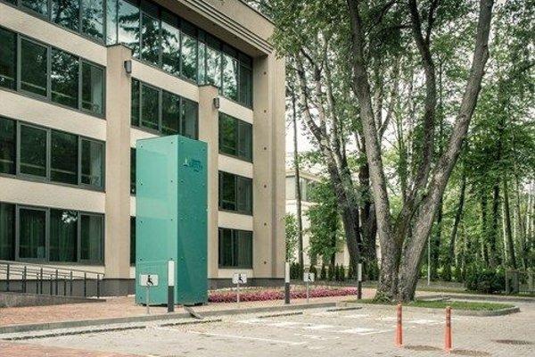 Grand SPA Lietuva Serviced Apartments Dzukija - фото 22