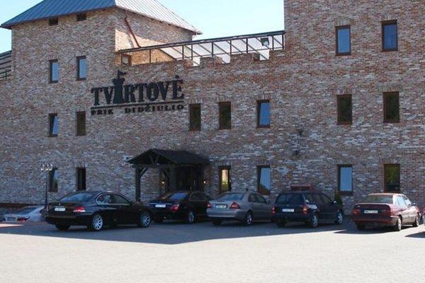 Отель Tvirtove prie Didziulio - фото 23
