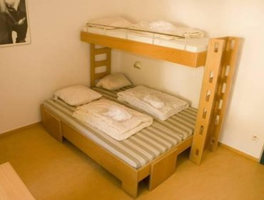 โฮสเทล Youth Hostel Vianden