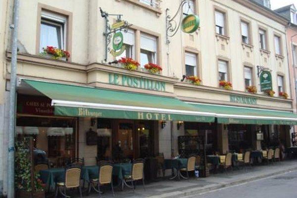 Hotel Le Postillon - фото 10