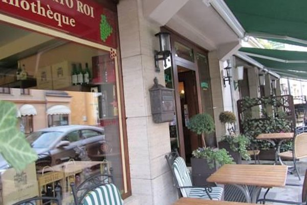 Hotel Le Postillon - фото 9