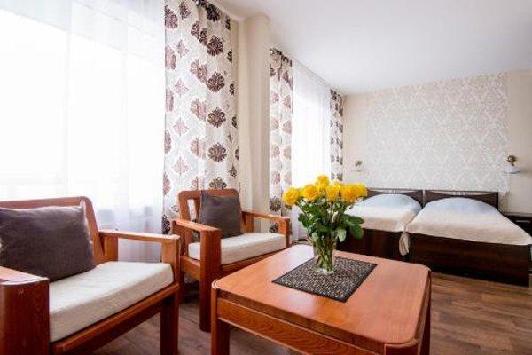 Отель Mezaparks - фото 4