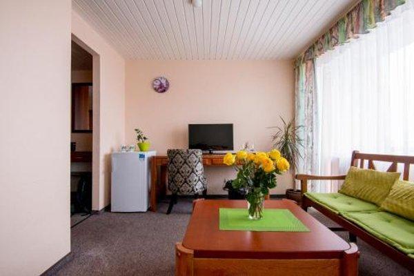 Отель Mezaparks - фото 7