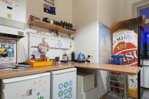 Funky Backpackers Hostel & Apartments - фото 12