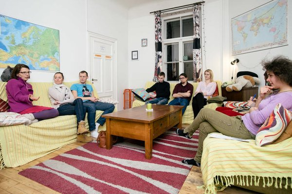 Funky Backpackers Hostel & Apartments - фото 4