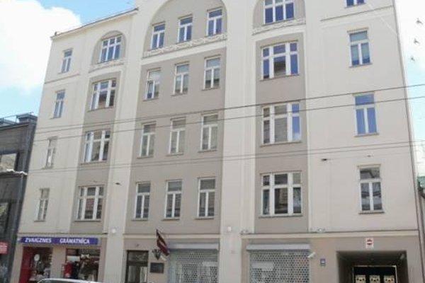 Riga Boutique Apartments - фото 23