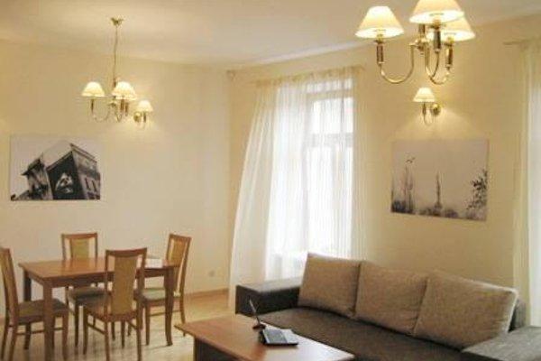 Riga Boutique Apartments - фото 8