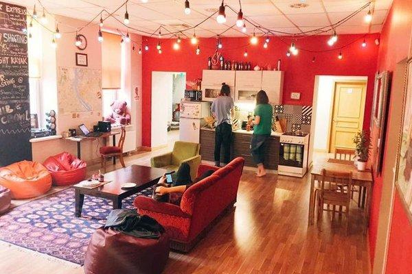 Cinnamon Sally Backpackers Hostel - фото 18