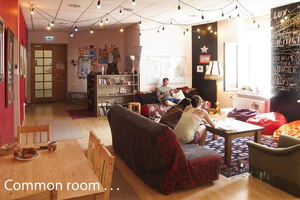 Cinnamon Sally Backpackers Hostel - фото 19