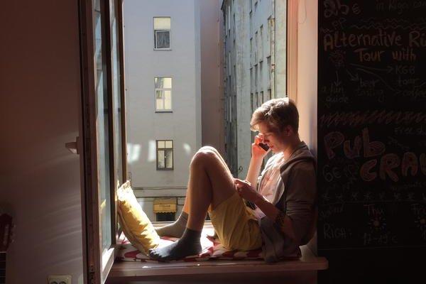 Cinnamon Sally Backpackers Hostel - фото 20