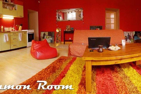 Cinnamon Sally Backpackers Hostel - фото 6