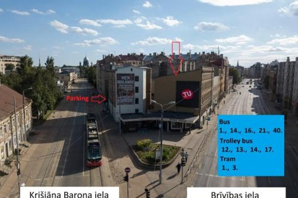 ApartHotel Riga - фото 18